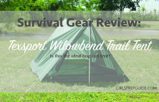 Survival Gear Review: Texsport Willowbend Trail Tent