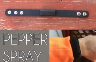 Gear Review: Little Viper Pepper Spray Bracelet
